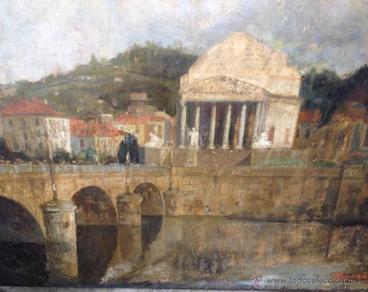 Arte: Giacomo GROSSO (1860-1938) - Pintor italiano - Óleo sobre tela. - Foto 3 - 51002606