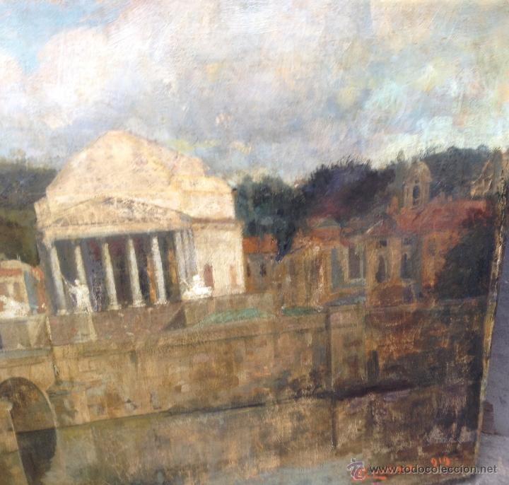 Arte: Giacomo GROSSO (1860-1938) - Pintor italiano - Óleo sobre tela. - Foto 4 - 51002606