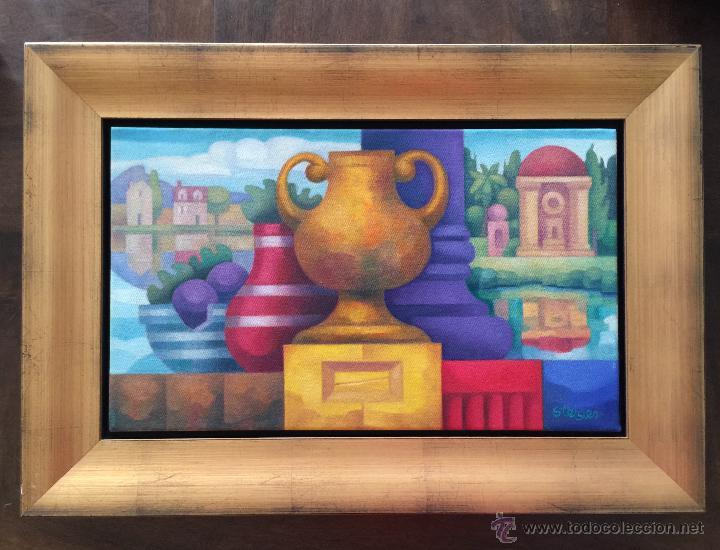 NORY MARC STEIGER OLEO (Arte - Pintura - Pintura al Óleo Contemporánea )