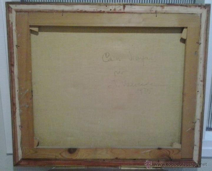 Arte: Jaume Mercadé Vergés. Pintor nacido en Sabadell en 1922, Can Viyals 1975 - Foto 4 - 51356682