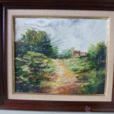 Arte - Cuadro, pintura acrilica, Firmado Marrase. - 51366756