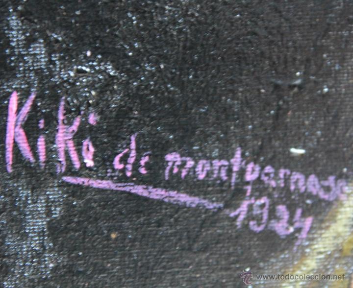 Arte: KIKI DE MONTPARNASSE picasso ,foujita - Foto 4 - 75580647