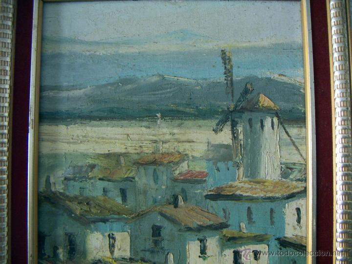 Arte: Pintura al oleo firmada M.Domingo - Foto 2 - 51734725