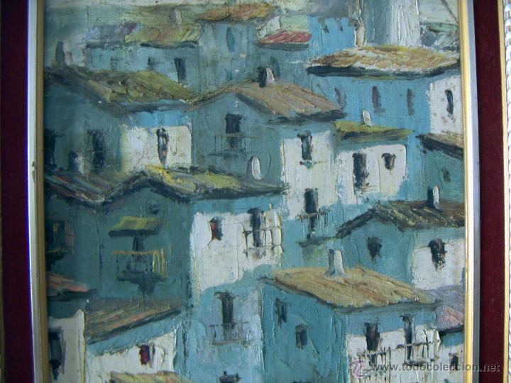 Arte: Pintura al oleo firmada M.Domingo - Foto 3 - 51734725