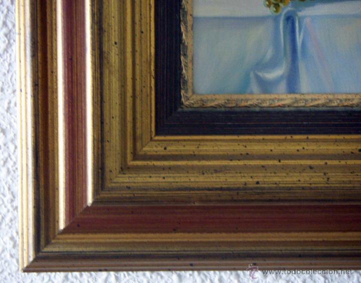 Arte: Pintura al oleo firmada - Foto 5 - 51735018