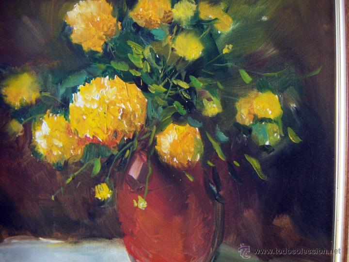 Arte: Pintura al oleo firmada - Foto 3 - 51735141
