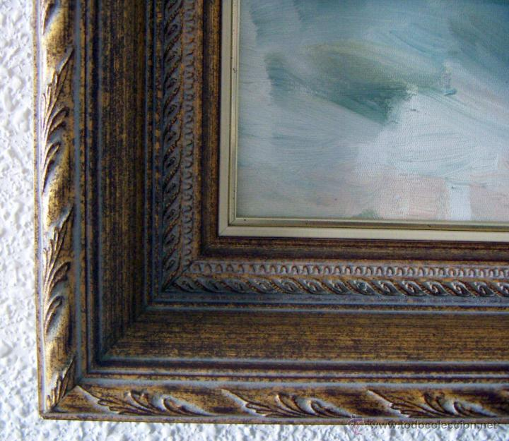 Arte: Pintura al oleo firmada - Foto 5 - 51735141
