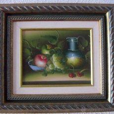 Arte - Pintura al oleo firma ilegible - 51735670