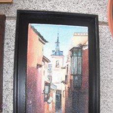 Arte: CALLE DE TOLEDO. Lote 51809975