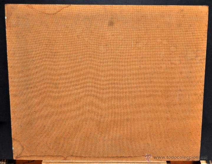 Arte: JAIME CASAS. OLEO SOBRE TABLEX. PAISAJE - Foto 4 - 52340617