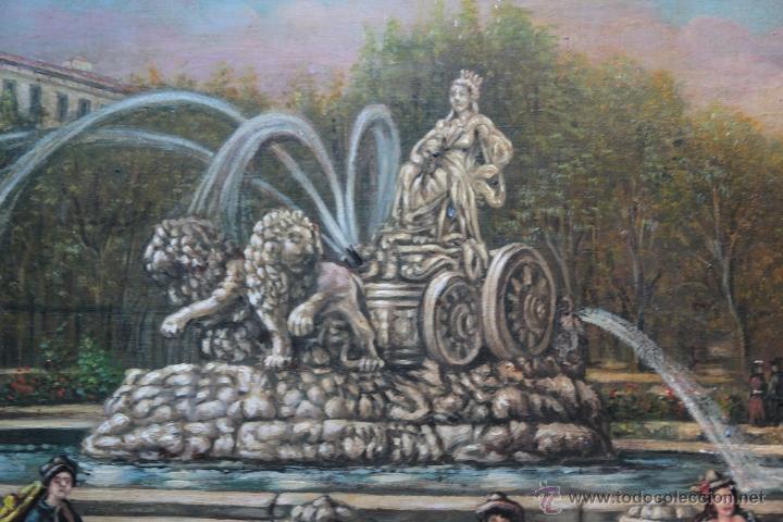 Arte: LA CIBELES ANTONIO CASERO - Foto 2 - 52361697