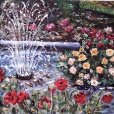 Arte: LA FIESTA DE LAS FLORES. Lote 52649495