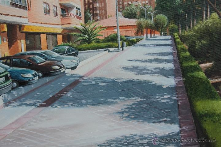 Arte: PAISAJE URBANO FUENLABRADA - BARROSO - Foto 2 - 52673495