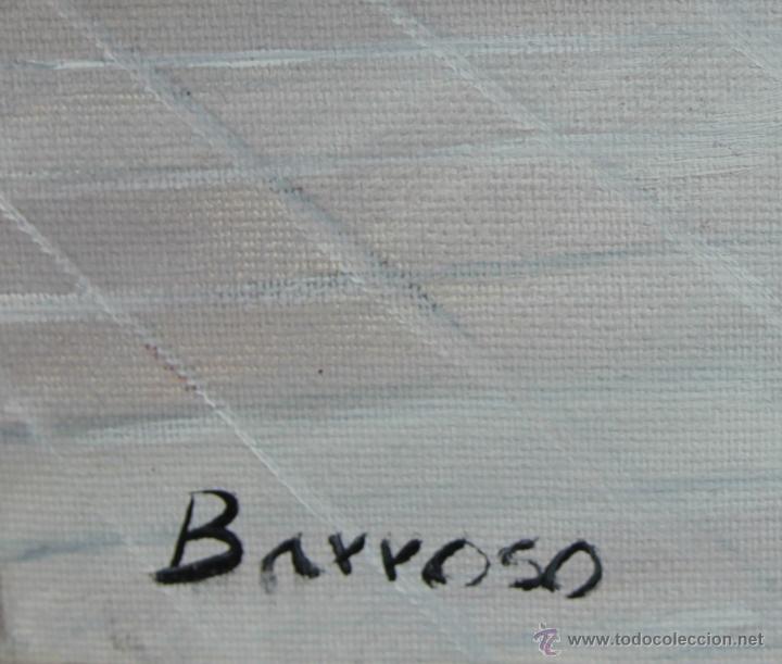 Arte: PAISAJE URBANO FUENLABRADA - BARROSO - Foto 3 - 52673495