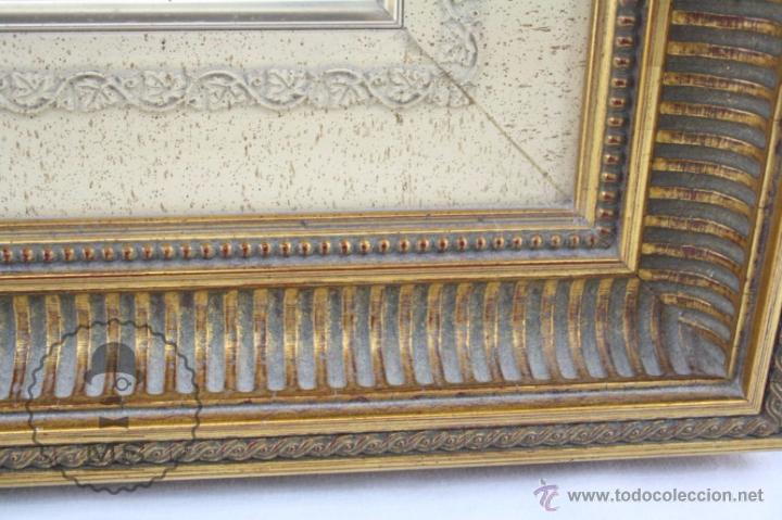Arte: Pintura Óleo Sobre Lienzo - Bodegón con Flores Firmado C. Roig - Segunda Mitad Siglo XX - 66 x 58 Cm - Foto 8 - 52710038