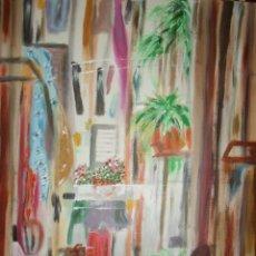 Arte: ÓLEO DE 100 X 80 CM . Lote 52937263