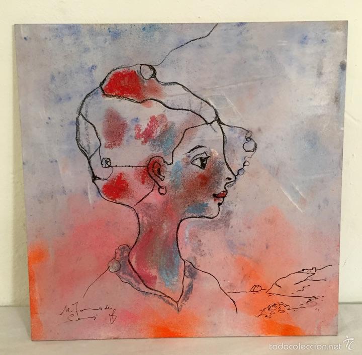 PINTURA MIQUEL TORNER DE SEMIR. ORIGINAL. (Arte - Pintura - Pintura al Óleo Contemporánea )