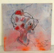 Arte: PINTURA MIQUEL TORNER DE SEMIR. ORIGINAL.. Lote 127168092