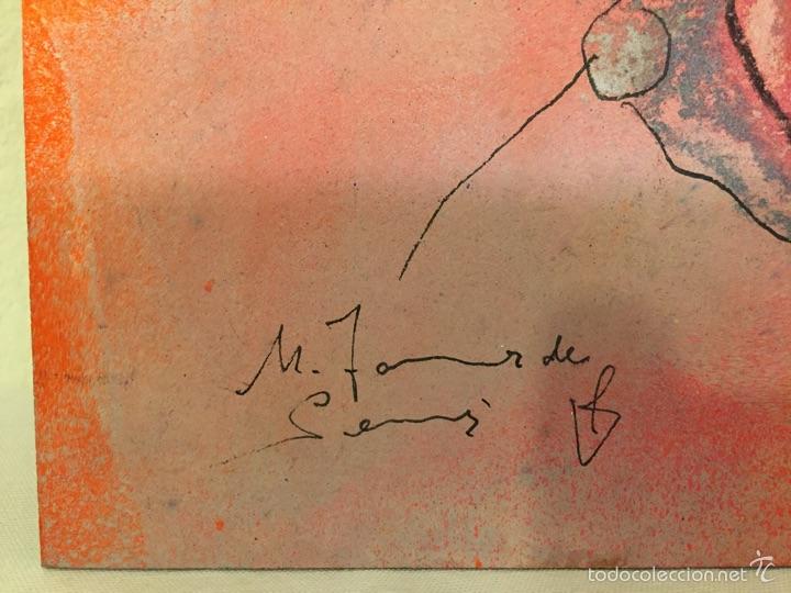 Arte: Pintura Miquel Torner de Semir. Original. - Foto 3 - 127168092
