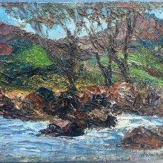 Arte: DECOROSO BONIFANTI (1860-1941) PINTOR ITALIANO - ÓLEO SOBRE MADERA. Lote 53318330