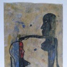 Arte: OLEO FIRMADO JUAN BARBERA ZAMORA 1999. Lote 53396829
