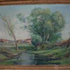 Arte: JACINTO CONILL ORRIOLS (VIC, BARCELONA, 1914 - 1992) SOLO RECOGIDA,OPORTUNIDAD. Lote 53480563