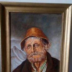 Kunst - Precioso cuadro al oleo sobre lienzo firmado Melchor - 53885998