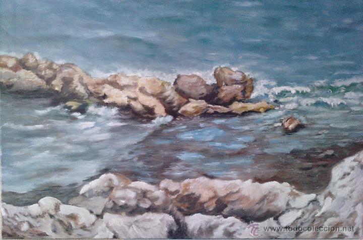 Arte: trocito de playa (huelin - Foto 3 - 50370210