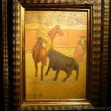 Arte: EL PICADOR POR EVELI TORENT (1874-1940). Lote 54097173