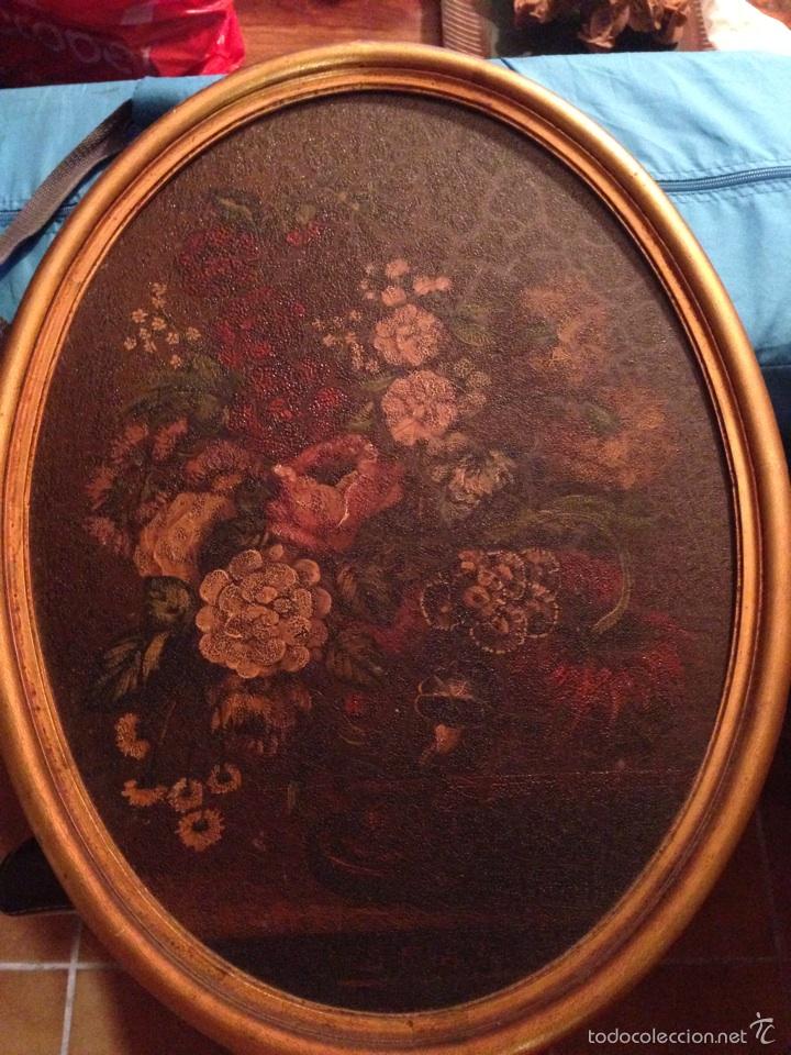 Arte: Cuandros óleo vintage lote de 5 cuadros varios motivos - Foto 2 - 54174141