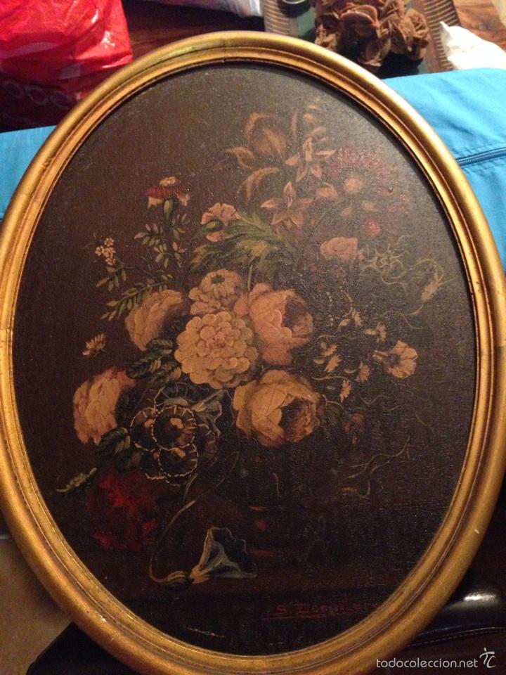 Arte: Cuandros óleo vintage lote de 5 cuadros varios motivos - Foto 5 - 54174141