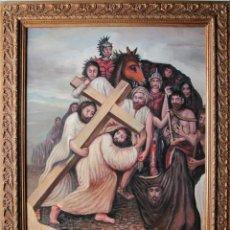 Arte: CRISTO DOBLE SENTIDO. Lote 54337840