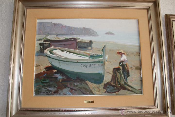 EUSTAQUIO SEGRELLES 1936 (Arte - Pintura - Pintura al Óleo Contemporánea )