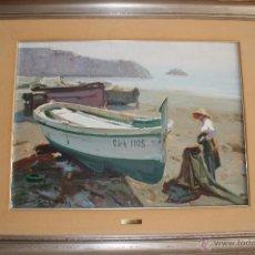 Arte: EUSTAQUIO SEGRELLES 1936. Lote 54382332