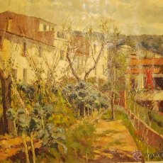Arte: PINTOR CARBONELL MASSABE. Lote 54387501