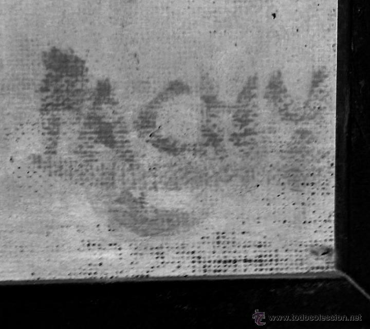 Arte: Foito manipulada para que se vea la firma - Foto 2 - 26968548