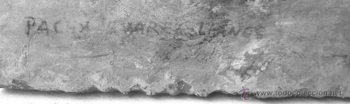 Arte: firma del que no esta en venta - Foto 4 - 26968548