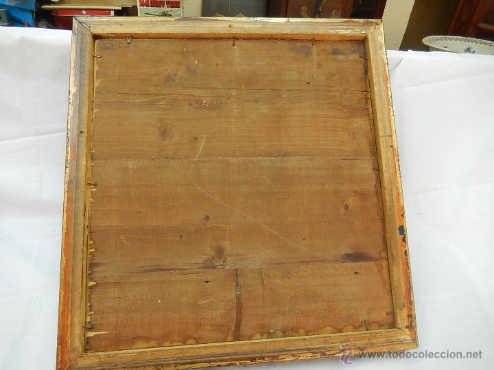 Arte: Paisaje mallorquín. Oleo sobre tabla. Siglo XVIII – XIX. Mallorca. - Foto 9 - 54395970