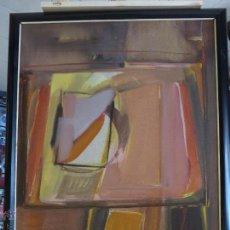 Arte: ARMANDO GUERRA (VIGO 1948) OLEO SOBRE LIENZO.. Lote 54538888