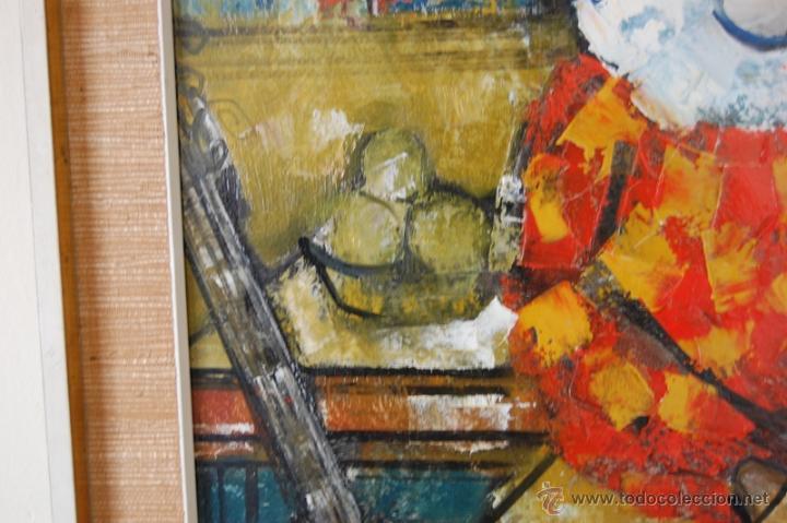 Arte: JORDI BONÁS ( *1937, Barcelona ) - PINTURA EXPRESIONISTA - Foto 7 - 26425101