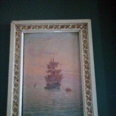 Arte: PINTURA ESPAÑOLA SIGLO XIX.FLORIDO BERNILS. Lote 54603373