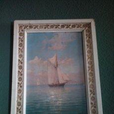 Arte: PINTURA ESPAÑOLA SIGLO XIX.FLORIDO BERNILS. Lote 54608273