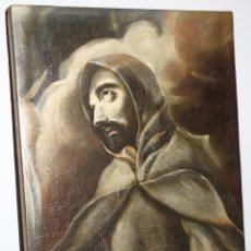Arte: EL GRECO, TALLER DE (CANDÍA, GRECIA 1541- TOLEDO, ESPAÑA 1614): EXTÁSIS DE SAN FRANCISCO. Lote 54631784