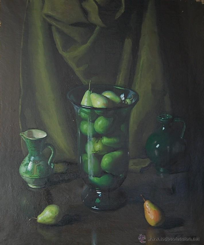 Arte: Fernando BRIONES CARMONA (1905-1988). Ecija ( SEVILLA ) - Foto 2 - 27527676