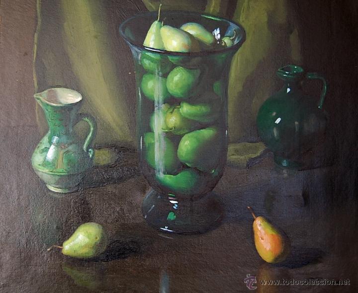 Arte: Fernando BRIONES CARMONA (1905-1988). Ecija ( SEVILLA ) - Foto 3 - 27527676