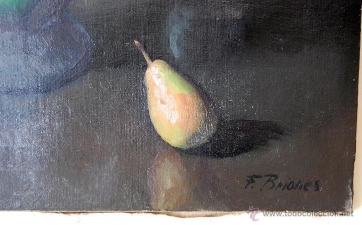 Arte: Fernando BRIONES CARMONA (1905-1988). Ecija ( SEVILLA ) - Foto 5 - 27527676