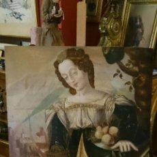 Arte: OLEO SOBRE TABLA DEL CIRCULO DE JUAN DE PEREDA. Lote 54693107
