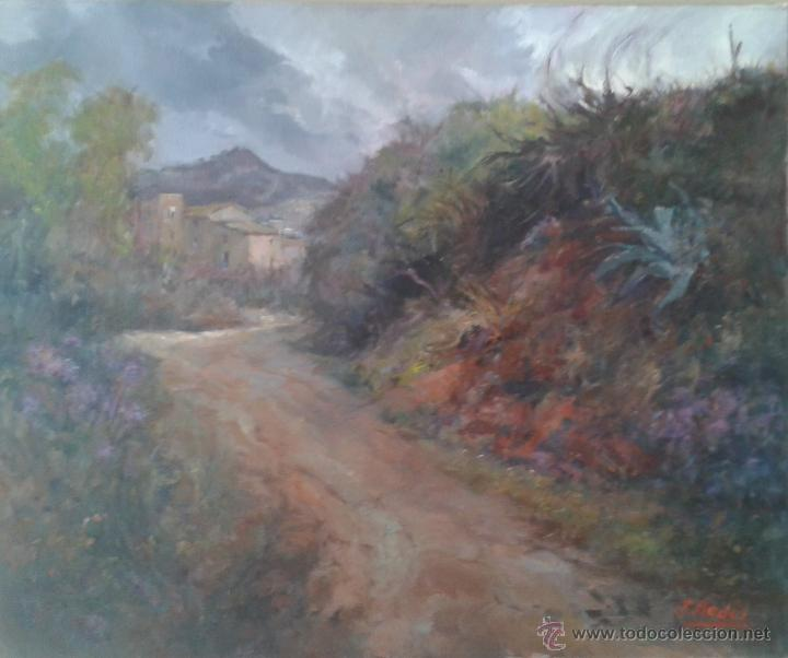 CUADRO OLEO JAUME RODÉS (Arte - Pintura - Pintura al Óleo Contemporánea )