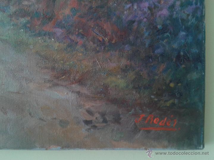 Arte: Cuadro oleo Jaume Rodés - Foto 2 - 54731390