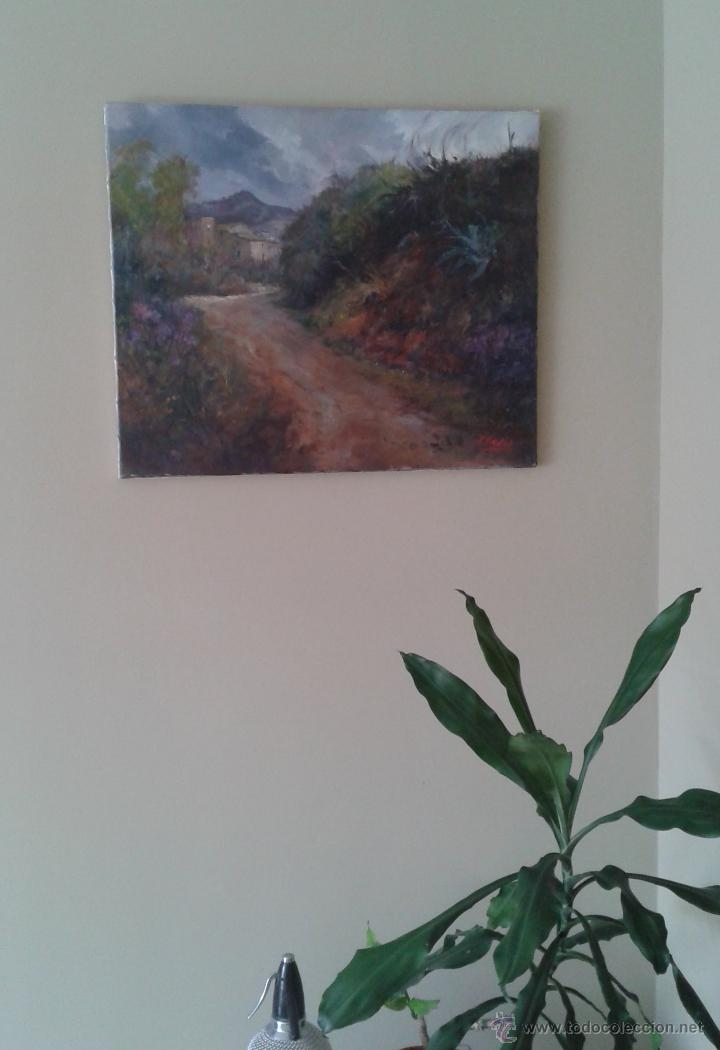 Arte: Cuadro oleo Jaume Rodés - Foto 4 - 54731390